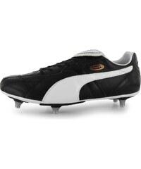 kopačky Puma Esito Classic SG pánské Black/White