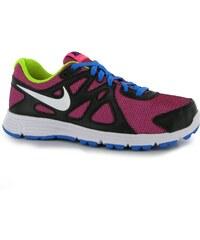 Nike Revolution 2 dětské Girls Trainers Pink/White/Blue