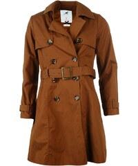 Kangol Trench Coat dámské Toffee