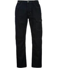 Crafted Pocket pánské Jeans Powder Blue