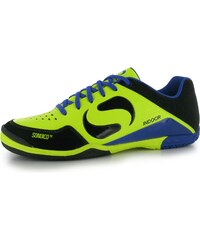 Sondico Futsal I pánské Indoor Football Trainers Yellow/Royal