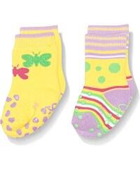 Sterntaler Baby - Mädchen Socken Abs-krabbels. Dp Schmetterling