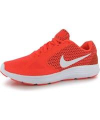 boty Nike Revolution 3 dámské Orange/White