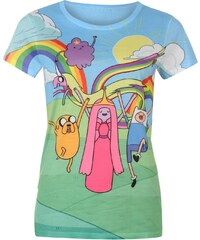 Triko Character T Shirt dámské Adventure Time