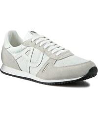 Sneakersy ARMANI JEANS - C6524 32 F1 White