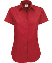 Dámská košile Sharp - Červená XS