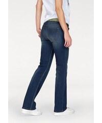 Damen RED LABEL Bootcut-Jeans S.OLIVER RED LABEL blau 34,36,38,40,42,46