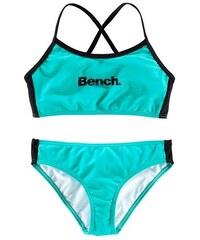 Bustier-Bikini Bench grün 122/128,134/140,146/152,158/164,170/176