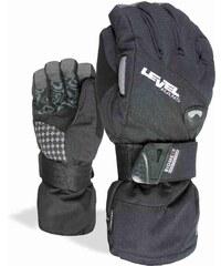 snb rukavice LEVEL - Half Pipe W Gore-Tex Black (01)