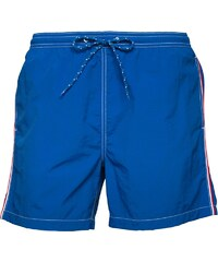 Fred & Boston Herren Badeshorts Blau