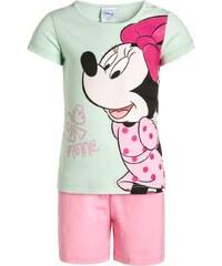 Disney MINNIE MOUSE SET Shorts mint/rosa