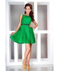 Numoco Zelené šaty Anabel