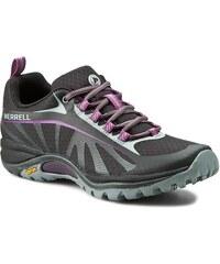 Trekingová obuv MERRELL - Siren Edge J35750 Black Purple 7c84cd91166