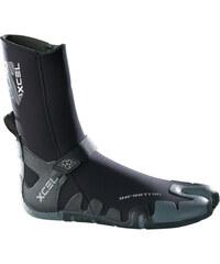 Xcel Infiniti Split Toe 3mm Neopren Schuhe Neoprenschuhe black/grey