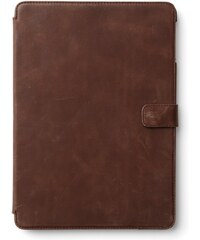 Pouzdro / kryt pro Apple iPad Air 2 - Zenus, Vintage Diary DARK BROWN