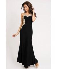 Společenské šaty EVA&LOLA - černé