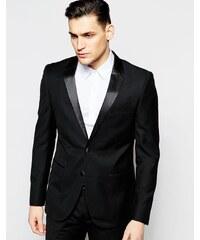 Antony Morato - Veste de costume ultra slim - Noir