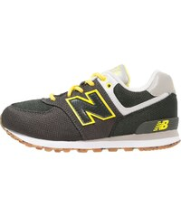New Balance KL574 Sneaker low green/yellow