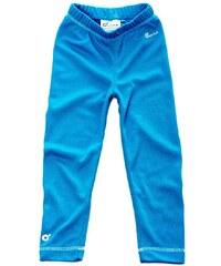 O'Style Dětské funkční kalhoty - neon blue