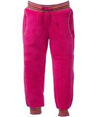 O'Style Dívčí fleecové kalhoty - azalea
