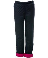 O'Style Dívčí zateplené kalhoty black-azalea