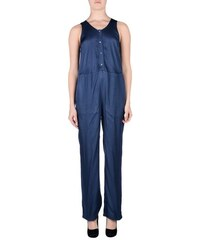 T BY ALEXANDER WANG OVERALLS