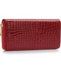 L&S Fashion (Anglie) Peněženka LSP1074 černá