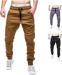 Lesara Pantalon de survêtement chino