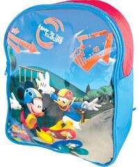 Disney Batoh Miceky Mouse - modro-červený