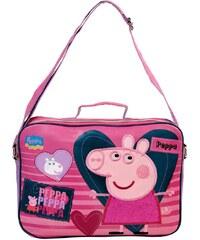 Disney Taška Peppa Pig - růžová