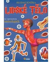 Nakladatelství SUN Hledací knížka - Lidské tělo se samolepkami
