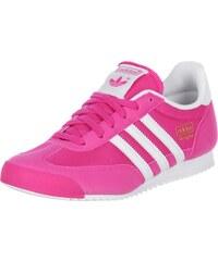 adidas Dragon J W Schuhe pink/white