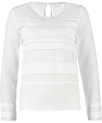 Witty Knitters LOUISE Bluse optic white