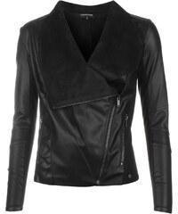Firetrap PU Jacket Black