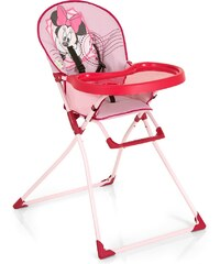 Hauck Skládací jídelní židlička Disney Mac Baby 2016 minnie pink II