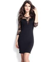 Flora Luna Dámské šaty FLA21501_BLACK