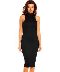 Nommo Černé šaty NA48