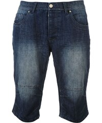 Kraťasy pánské No Fear Below The Knee Denim Mid Wash