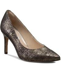 High Heels CLARKS - Dinah Keer 261145584 Metallic Leather