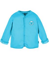 G-mini Chlapecký oboustranný kabátek Medvídek - modrý