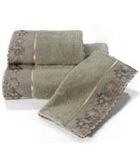 Soft Cotton Malý ručník LALEZAR 32x50 cm Béžová