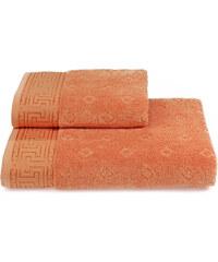 Soft Cotton Ručník VERA 50x100 cm Oranžová