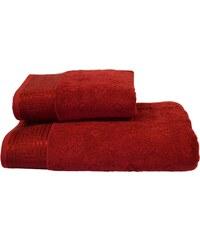 Soft Cotton Ručník VERA 50x100 cm Tmavě červená