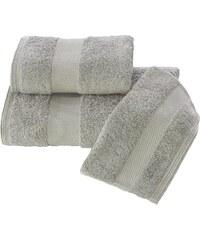 Soft Cotton Luxusní ručník DELUXE 50x100cm Šedá