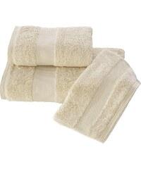 Soft Cotton Luxusní ručník DELUXE 50x100cm Světle béžová