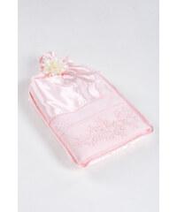 Soft Cotton Ručník MASAL 50x100 cm v dárkovém balení Růžová