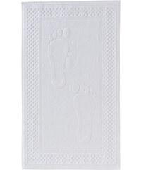 Soft Cotton Koupelnová předložka STEP 50x90 cm Bílá