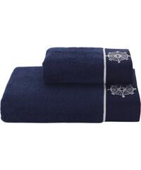 Soft Cotton Ručník MARINE LADY 50x100 cm Tmavě modrá