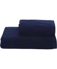 Soft Cotton Ručník SORTIE 50x100 cm Tmavě modrá