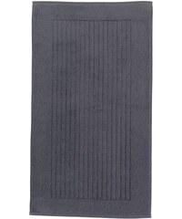 Soft Cotton Koupelnová předložka LOFT 50x90 cm Tmavě šedá